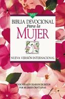 Biblia Devocional para la Mujer NVI (Rustica) [Biblia]