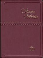Santa Biblia RVR022cLG Vino