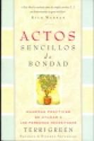 Actos sencillos de Bondad