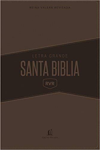 Biblia Letra Grande Café