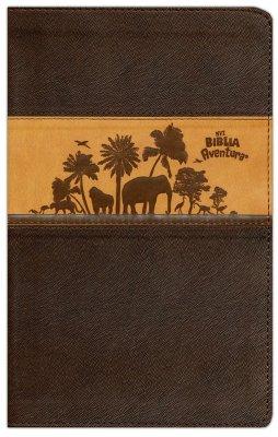Biblia Aventura NVI para niños