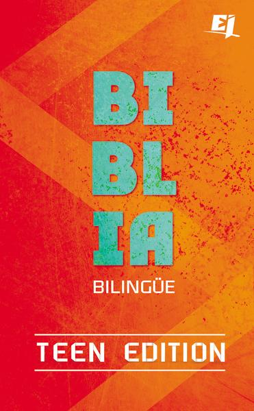 Biblia NVI/NIV Bilingüe - Teen Edition