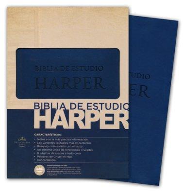 Biblia Estudio Harper