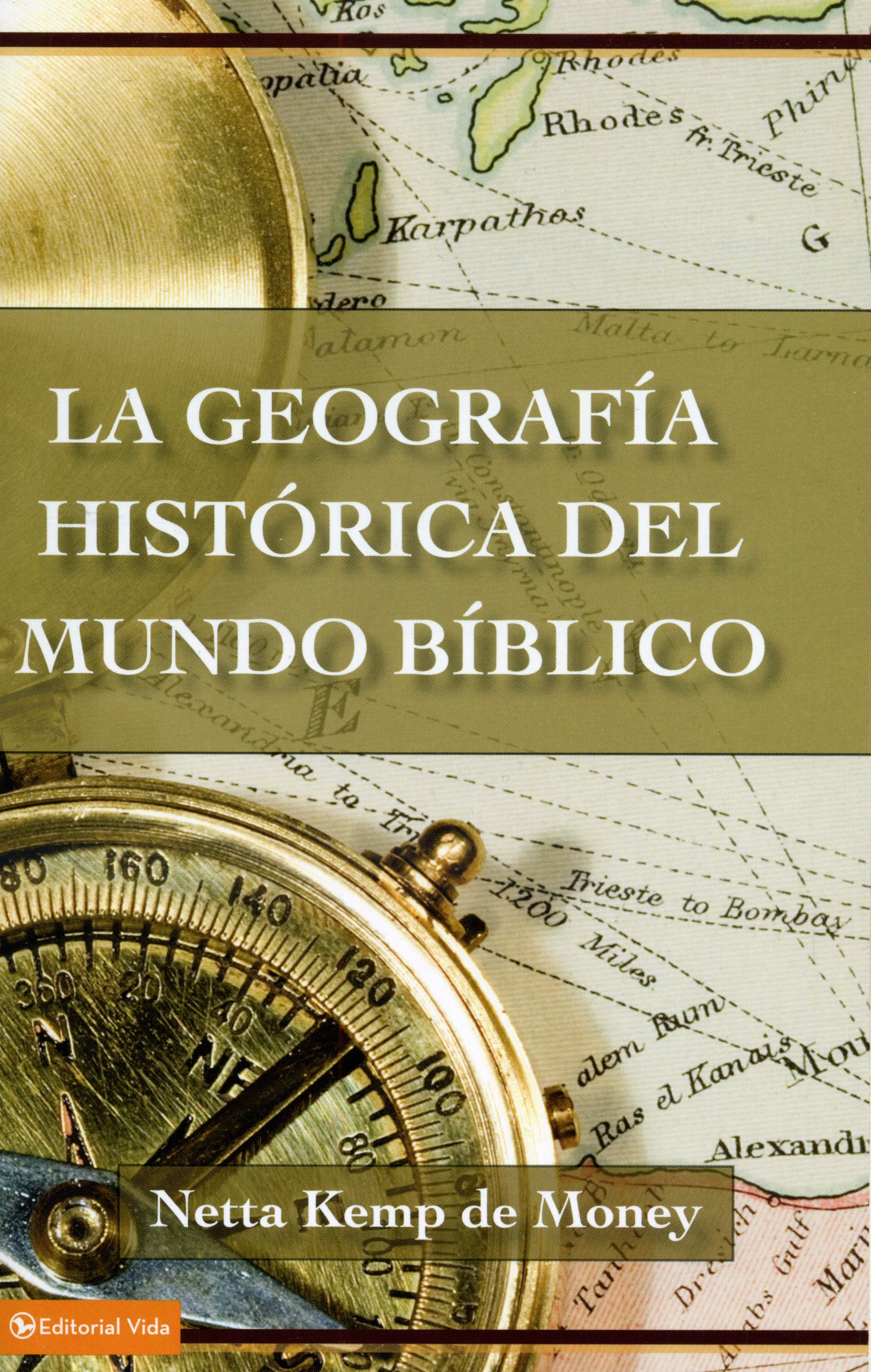 La Geografía Histórica del Mundo Bíblico