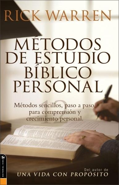 Métodos de Estudio Biblico Personal