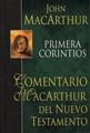 Primera Corintios. Comentario MarcArthur del Nuevo Testamento