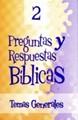 Preguntas y Respuestas Bíblicas No. 2