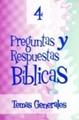 Preguntas y Respuestas Bíblicas No. 4