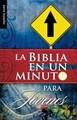 Biblia en un minuto para Jovenes (Rustica) [Libro]