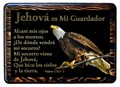 Jehová es mi guardador (Cuadro con resina) [Miscelanea]